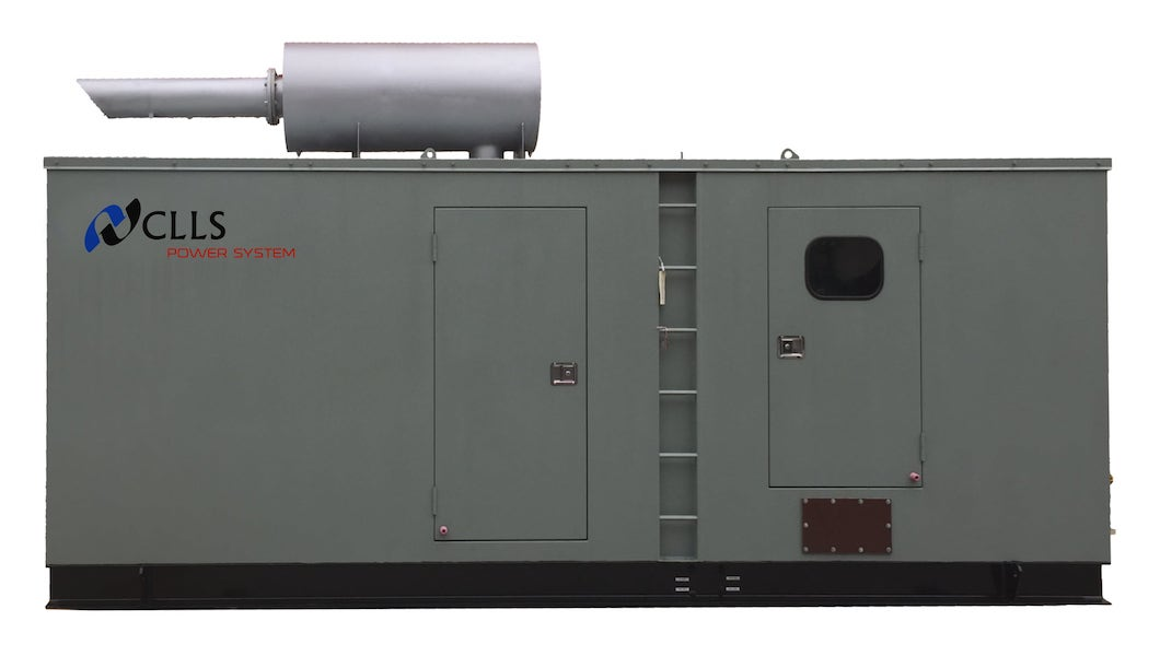 CLLS Enclosed Generator