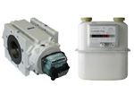 Itron Gas Meters