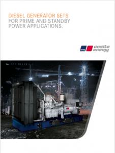 MTU Onsite Energy Brochure