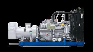 MTU Onsite Energy Diesel Generator