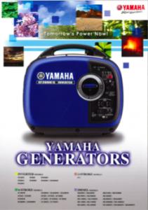 Yamaha Generators Brochure