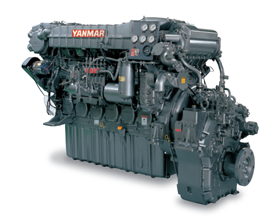 Yanmar AY Series Engine