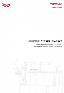 Yanmar Marine Diesel Engine Product Guide